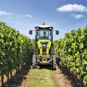 Claas Elios Traktor