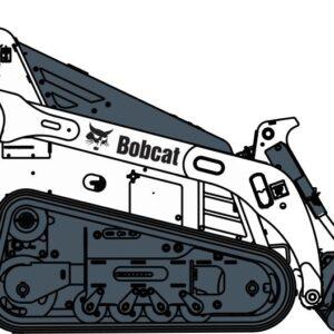Bobcat MT55 Kompaktlader