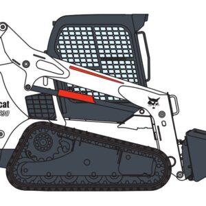 Bobcat Kompaktlader T590