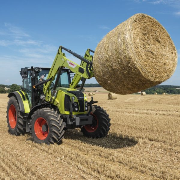 CLAAS_ARION_400_Frontlader