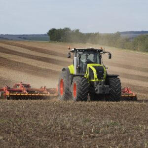 Claas Axion 900