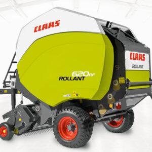 Claas Rollant 620 RF Rundballenpresse