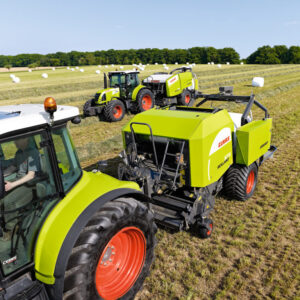 Claas Uniwrap Rollant Press Wickelkombination