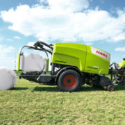 Claas Rollant Uniwrap Press Wickelkombination