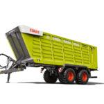 Claas Cargos Häckseltransportwagen