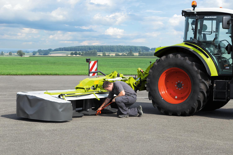 Ersatzteile Landwirtschaft - Claas