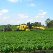 Caffini Starter Pflanzenschutzspritze - Anhängefeldspritze