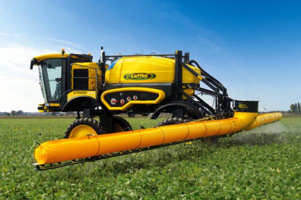 Caffini Striker Selbstfahrspritze - kaufen bei Landtechnik Müller - Schweizer Landmaschinen
