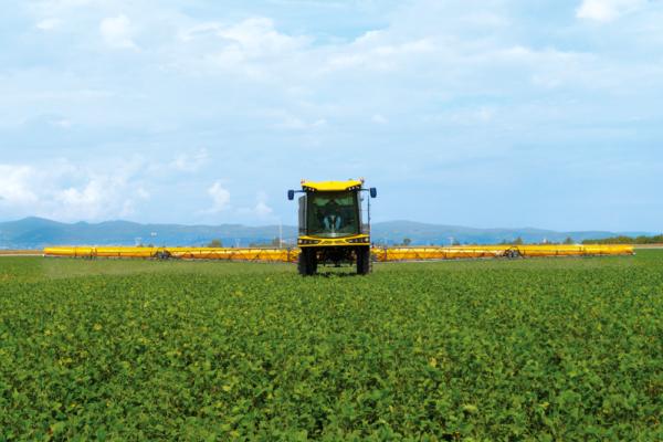Caffini Striker Selbstfahrspritze - kaufen bei Müller Siblingen - Precision Farming - Schweizer Landmaschinen