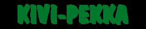 Logo Kivi Pekka Steinsammler für Gemüsebau und Ackerbau von Müller Siblingen Landtechnik