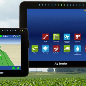 AgLeader InCommand 1200 und 800 Precision Farming