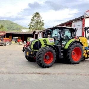 Claas Arion 500 und Claas Arion 600 - Traktor kaufen - Müller Siblingen - Landtechnik Müller
