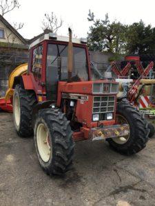 Occasion Landmaschinen kaufen bei Landtechnik Müller in Siblingen
