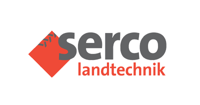 Logo Serco Landtechnik AG- Claas Importeur Schweiz - Partner der Landtechnik Müller