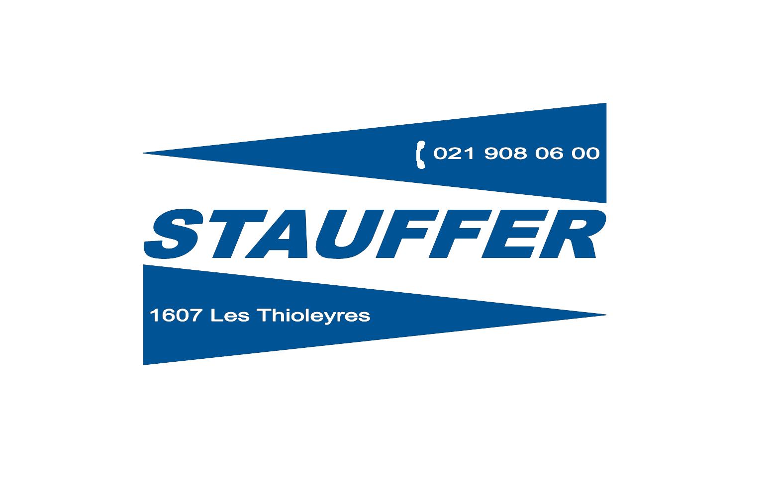 Logo Samuel Stauffer SA - Landini McCormick Importeur Schweiz - Partner der Landtechnik Müller