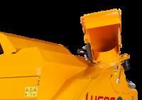 Castor R Verteilwagen und Einstreuwagen mit universellem Auswurf