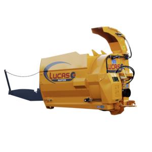 LucasG Raptor Einstreugerät