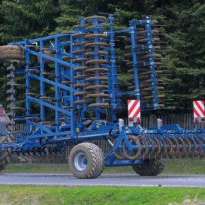 Köckerling Allrounder Profiline 600 / 750 Feingrubber